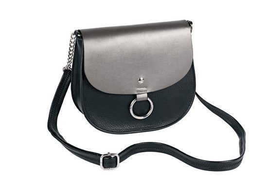 Heine Bag With Metallic Effect