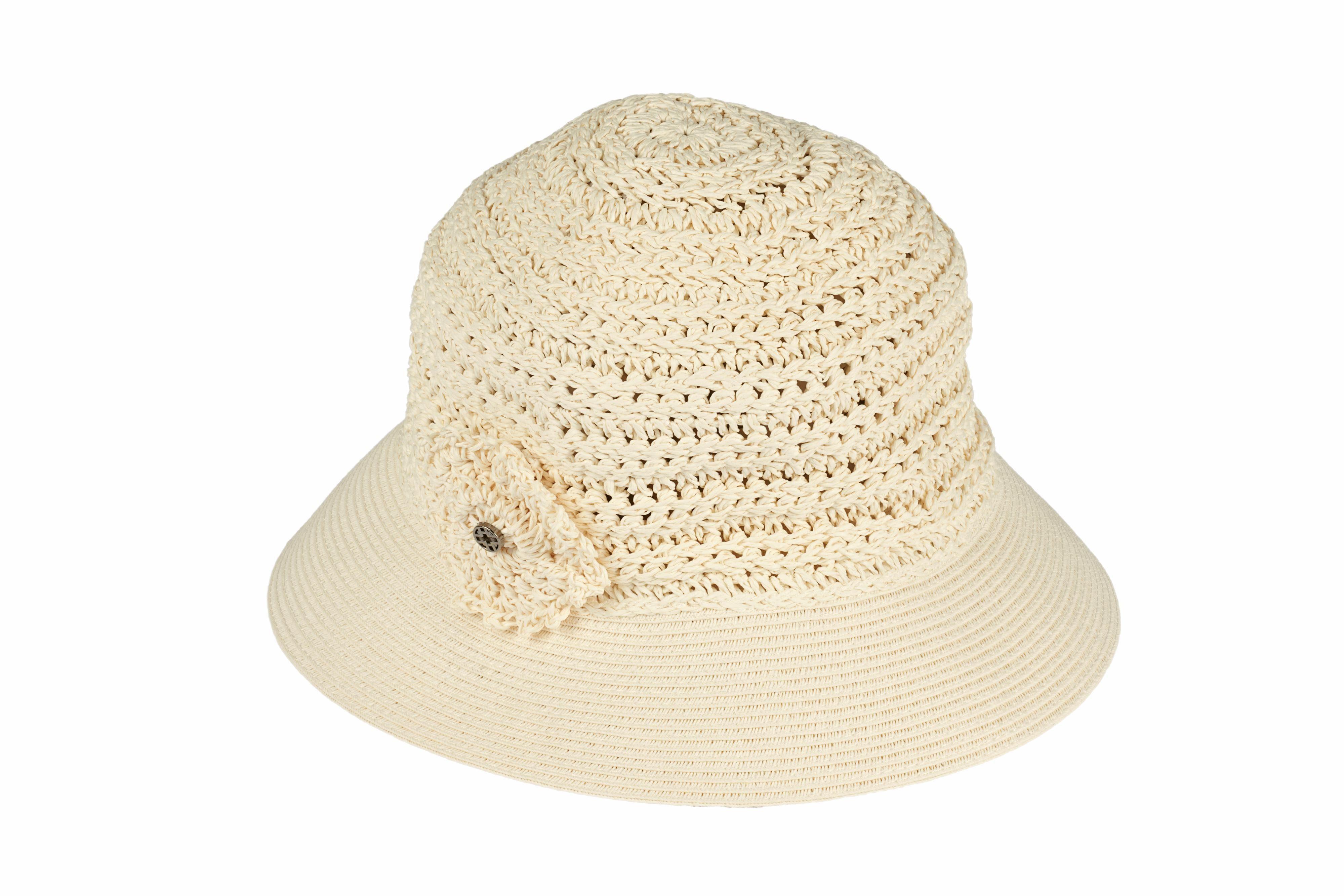 Loevenich Hut mit seitlicher Deko