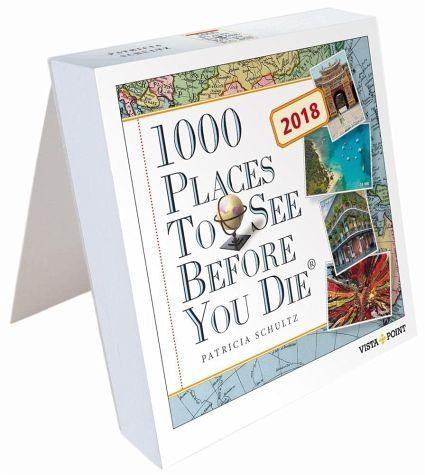 Kalender »1000 Places to see before you die 2018...«