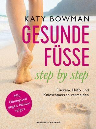 Broschiertes Buch »Gesunde Füße - step by step«