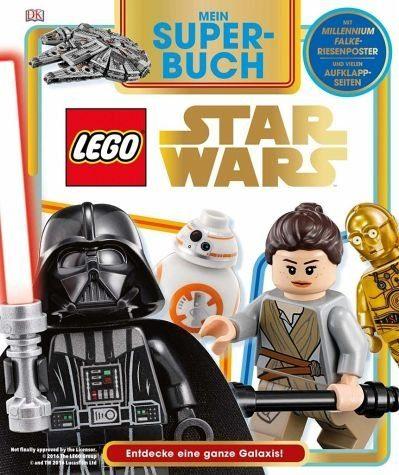 Gebundenes Buch »Mein Superbuch LEGO® Star Wars(TM)«