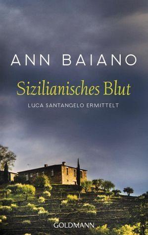 Broschiertes Buch »Sizilianisches Blut / Luca Santangelo Bd.1«
