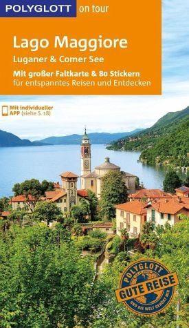 Broschiertes Buch »POLYGLOTT on tour Reiseführer Lago Maggiore,...«