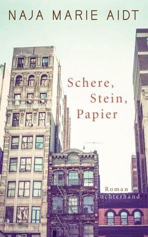Gebundenes Buch »Schere, Stein, Papier«