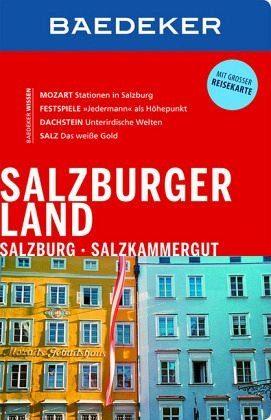Broschiertes Buch »Baedeker Reiseführer Salzburger Land,...«