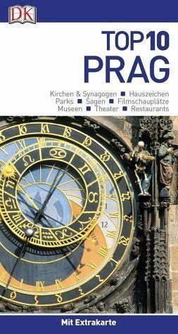 Broschiertes Buch »Top 10 Reiseführer Prag«