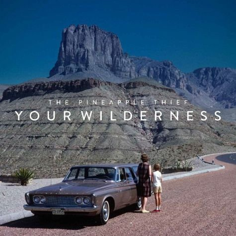 Audio CD »The Pineapple Thief: Your Wilderness (Limited...«