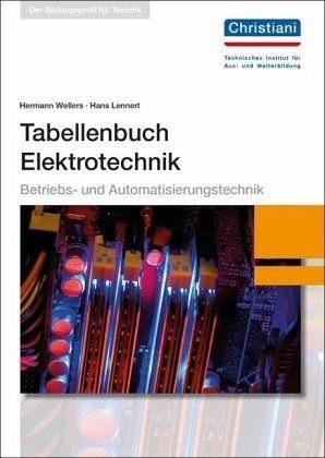 Gebundenes Buch »Tabellenbuch Elektrotechnik«