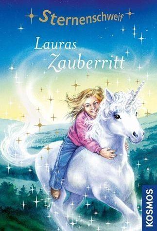 Gebundenes Buch »Lauras Zauberritt / Sternenschweif Bd.4«