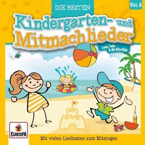 Audio CD »Felix & die Kita-Kids Lena: Die Besten...«