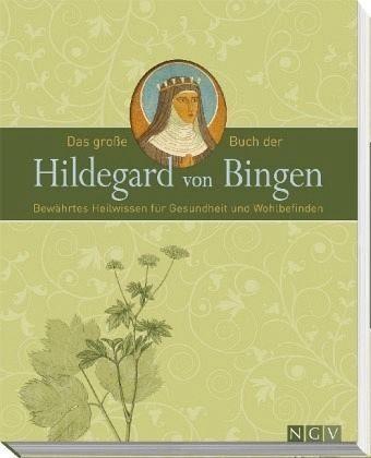 Gebundenes Buch »Das große Buch der Hildegard von Bingen«