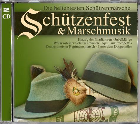 Audio CD »Various: Schützenfest & Marschmusik«