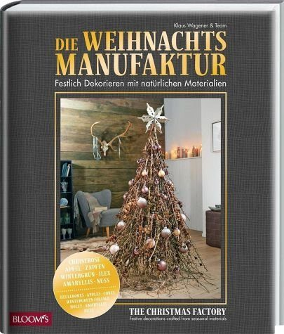 Gebundenes Buch »Die Weihnachtsmanufaktur«