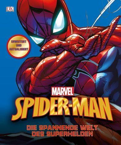Gebundenes Buch »MARVEL Spider-Man Die spannende Welt des...«