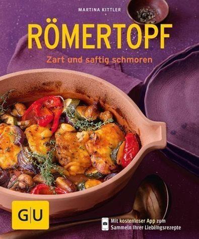 Broschiertes Buch »Römertopf«