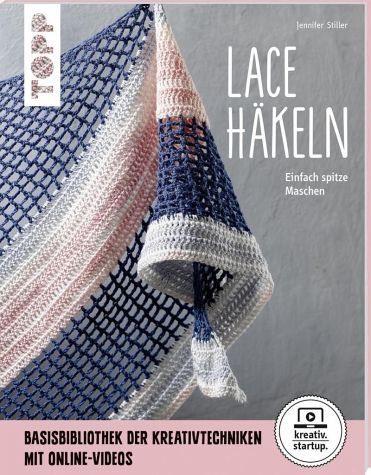 Broschiertes Buch »Lace häkeln (kreativ.startup)«