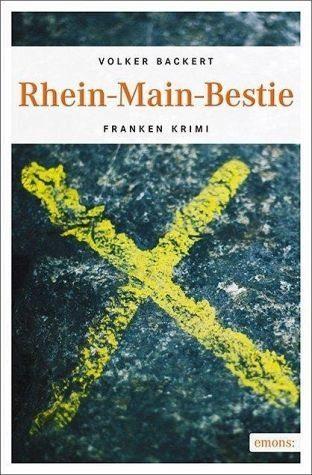 Broschiertes Buch »Rhein-Main-Bestie«