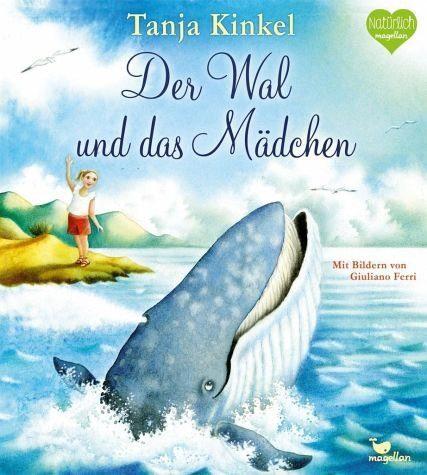 Gebundenes Buch »Der Wal und das Mädchen«