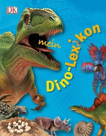 Gebundenes Buch »Mein Dino-Lexikon«