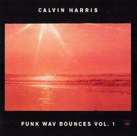 Audio CD »Calvin Harris: Funk Wav Bounces Vol.1«