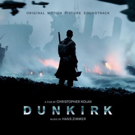 Audio CD »Hans Zimmer: Dunkirk/Ost«