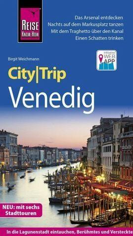 Broschiertes Buch »Reise Know-How CityTrip Venedig«
