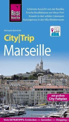 Broschiertes Buch »Reise Know-How CityTrip Marseille«