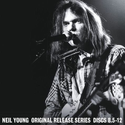 Audio CD »Neil Young: Original Release Series Discs 8.5-12«