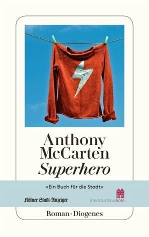 Broschiertes Buch »Superhero«
