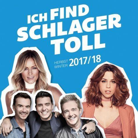 Audio CD »Various: Ich Find Schlager Toll-Herbst/Winter...«
