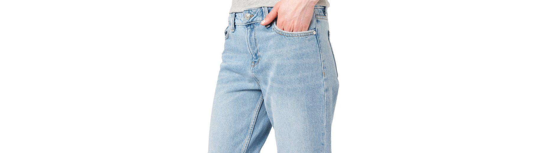 Tom Tailor Denim 5-Pocket-Jeans Liv Boyfriend Billig Verkaufen Authentisch Versorgung Verkauf Online Erkunden Marktfähig Erhalten Authentische Online WI9GUnuez