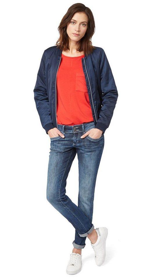 tom tailor 5 pocket jeans alexa slim kaufen otto. Black Bedroom Furniture Sets. Home Design Ideas