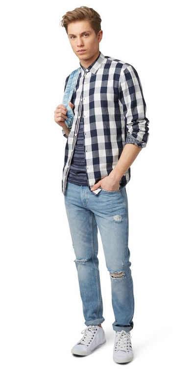 Tom Tailor Denim 5-Pocket-Jeans »Aedan Slim«