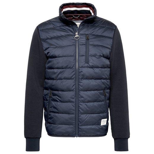 Tom Tailor Denim Steppjacke Gesteppte Blouson-Jacke