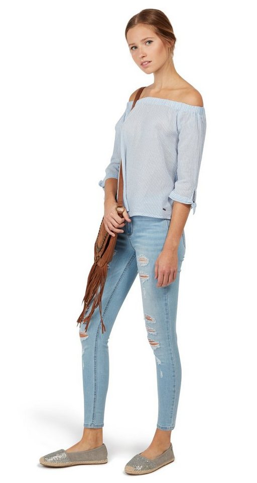 tom tailor denim 7 8 jeans nela extra skinny otto. Black Bedroom Furniture Sets. Home Design Ideas
