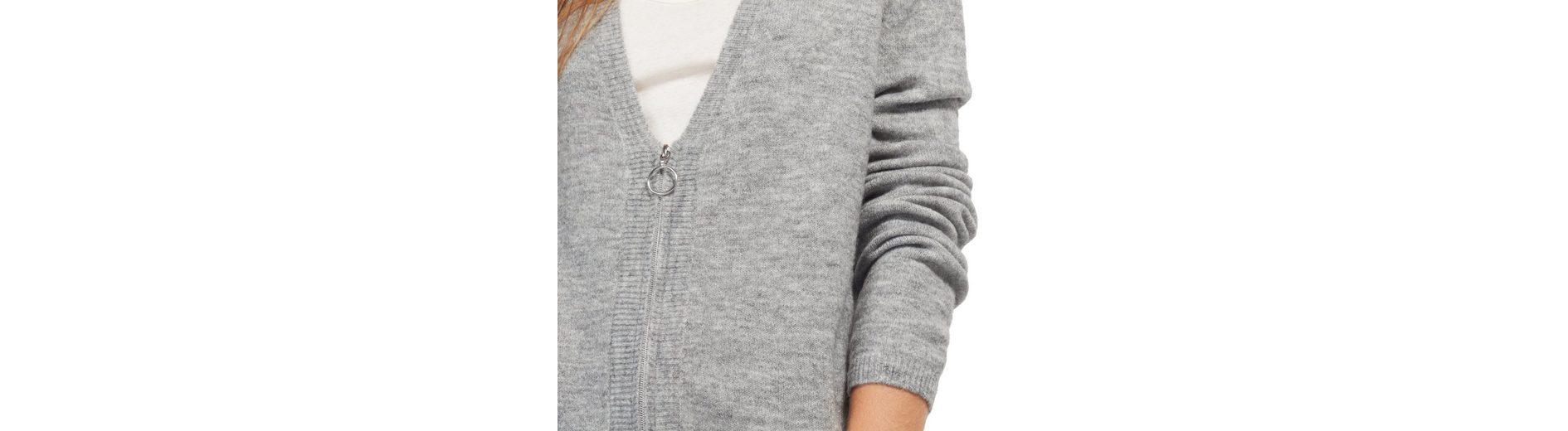 Tom Tailor Denim 2-in-1-Pullover mit Reißverschluss Online Blättern Auslass Browse Online Wie Vielen Verkauf Billig Verkauf Zum Verkauf Verkauf Original inwVvajfs