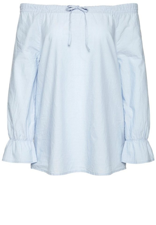 tom tailor -  Shirtbluse »feminine Carmen-Bluse«