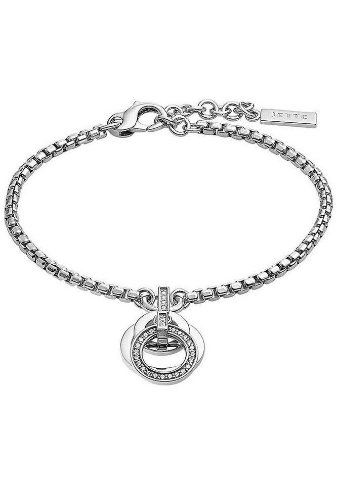 fbb8c2c6ffd2 JETTE Armband »87225372«, In eleganter Produktverpackung ideal für ...