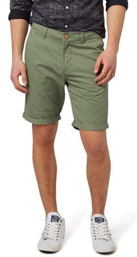 Tom Tailor Denim Bermudas Chino Slim Bermuda-Shorts