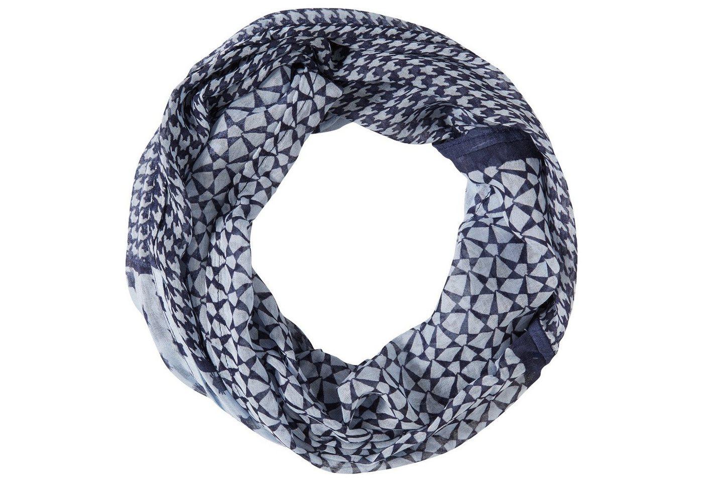 Tom Tailor Strickschal »Loop-Schal im Muster-Mix« - Preisvergleich