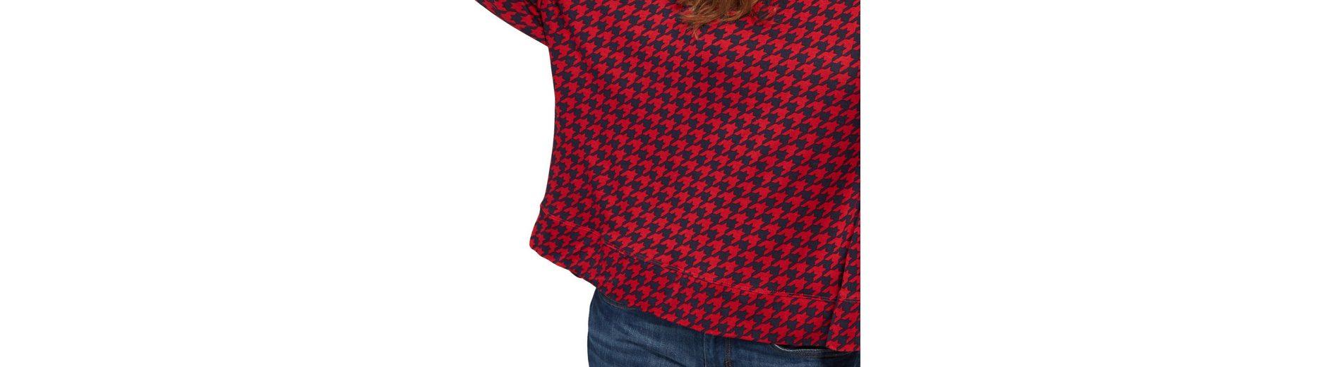 Shirt 4 Tom 3 im l盲ssigen Schnitt Arm mit Tailor Muster Hc6RWqcfU