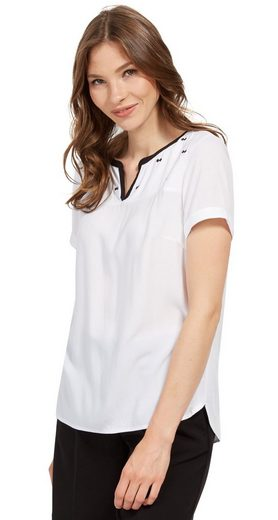 Tom Tailor Shirtbluse mit Stickerei