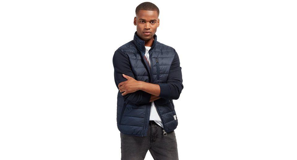 Freies Verschiffen Bester Verkauf Tom Tailor Denim Steppjacke Gesteppte Blouson-Jacke Starttermin Für Verkauf Billig Größte Lieferant Günstige Preise Zuverlässig da6g473