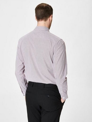 Selected Homme In schmaler Passform geschnittenes Hemd