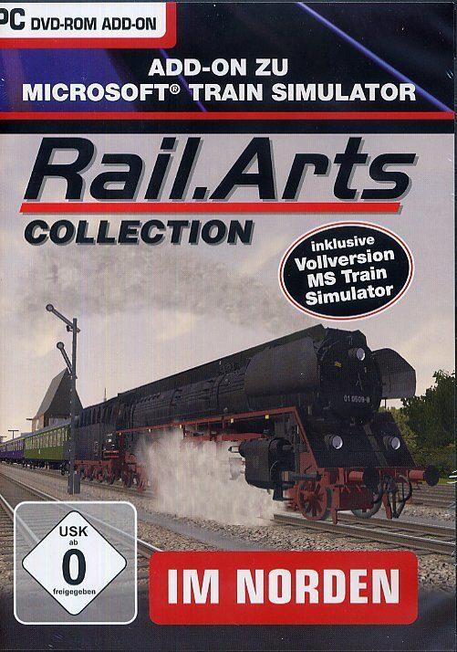 NBG RailArts Collection - Im Norden MSTS + 3 Strecken »PC«