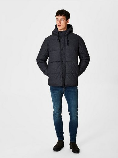 Selected Homme Warme Jacke
