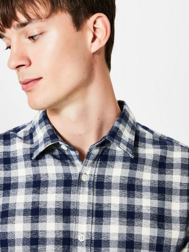 Selected Homme Cut In A Regular Fit Shirt