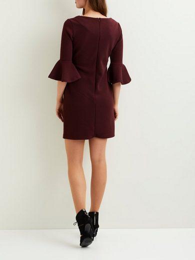 Object Rüschenärmel- Dress