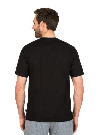 T-shirt Trigema Avec Loup