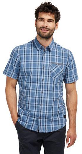 Tom Tailor Kurzarmhemd mit Karo-Muster